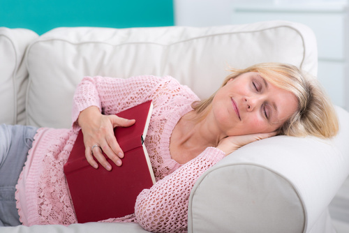 Quality Sleep proven help without the use of drugs